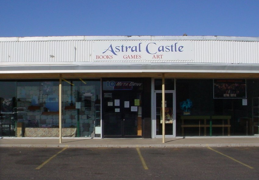Astral Castle